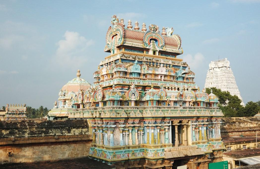 Tempel i Indien